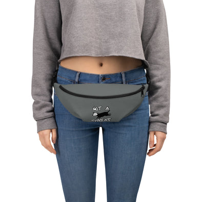 NOT A THREAT Fanny Pack