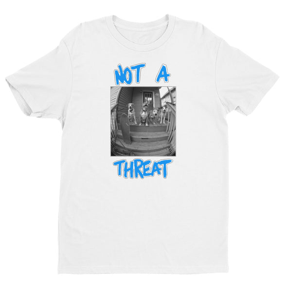 Short Sleeve T-shirt | Not a Threat Unisex