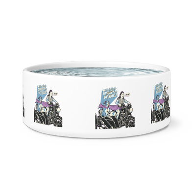 Dog Bowl | End BSL Motorcycle Sidecar