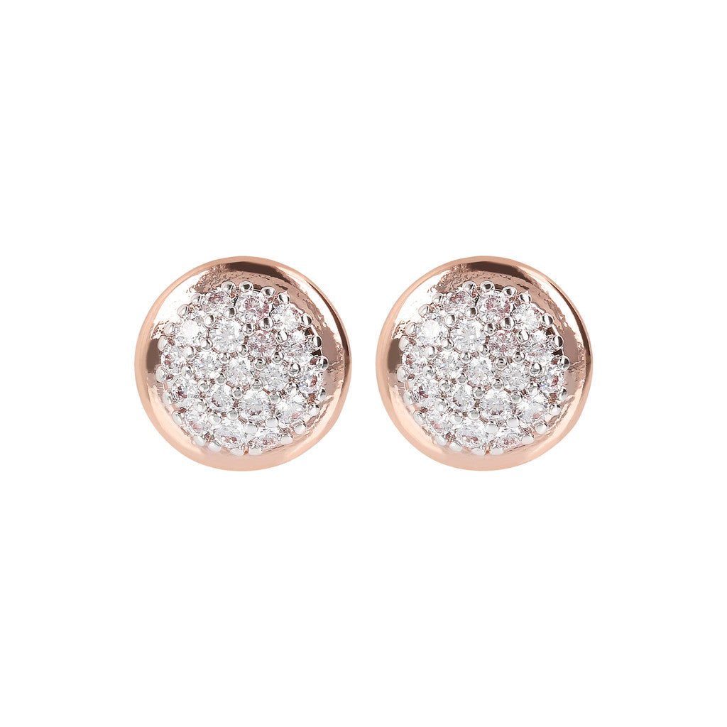 ALTISSIMA CZ GEMSTONE EARRINGS - WSBZ01573