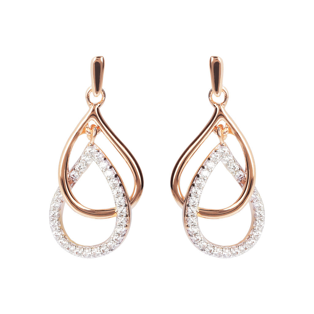 ALTISSIMA CZ GEMSTONE EARRINGS - WSBZ01590