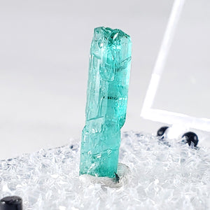 Emerald Thumbnail Specimen from Chivor Mine, Boyaca, Colombia