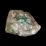 Fluorite with Green Chrome Phantom from Penas Blancas Mine, Colombia