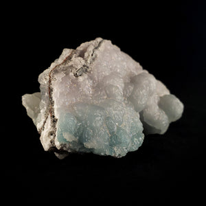 Bicolor Smithsonite Specimen from Choix, Sinaloa, Mexico
