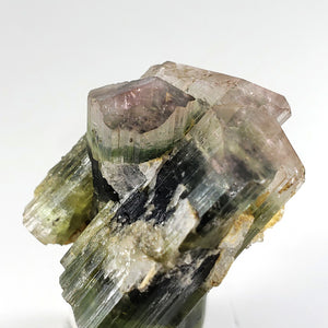 Multicolor Tourmaline Cluster from Stak Nala, Skardu District, Pakistan