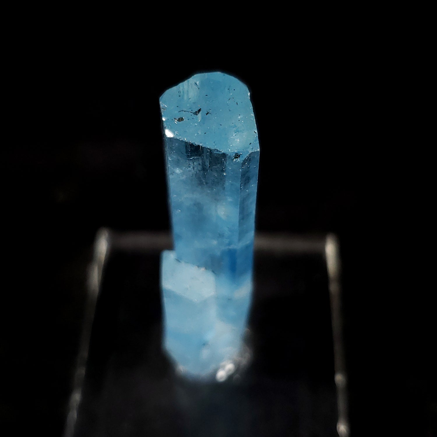 Terminated Aquamarine Crystal from Nghe An Province Vietnam