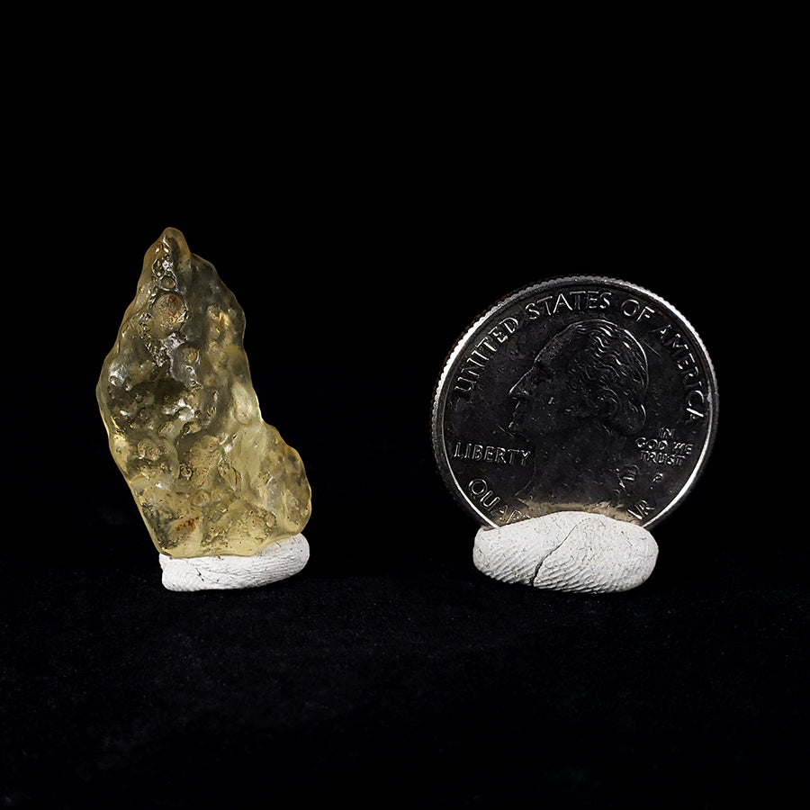 Libyan Desert Glass from Eastern Great Sand Sea, Egypt
