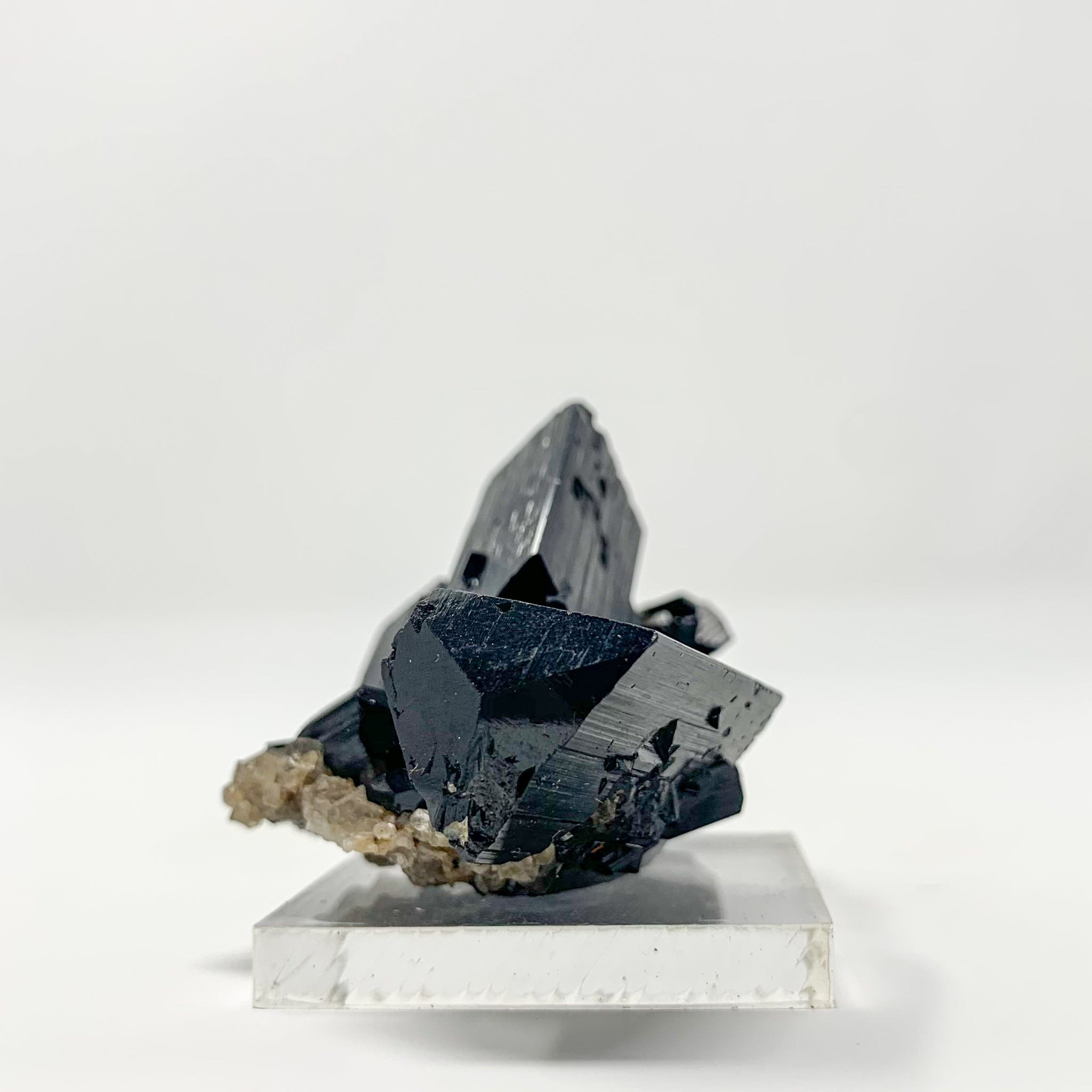 Black Tourmaline 'Schorl' from Erongo Mountains, Namibia