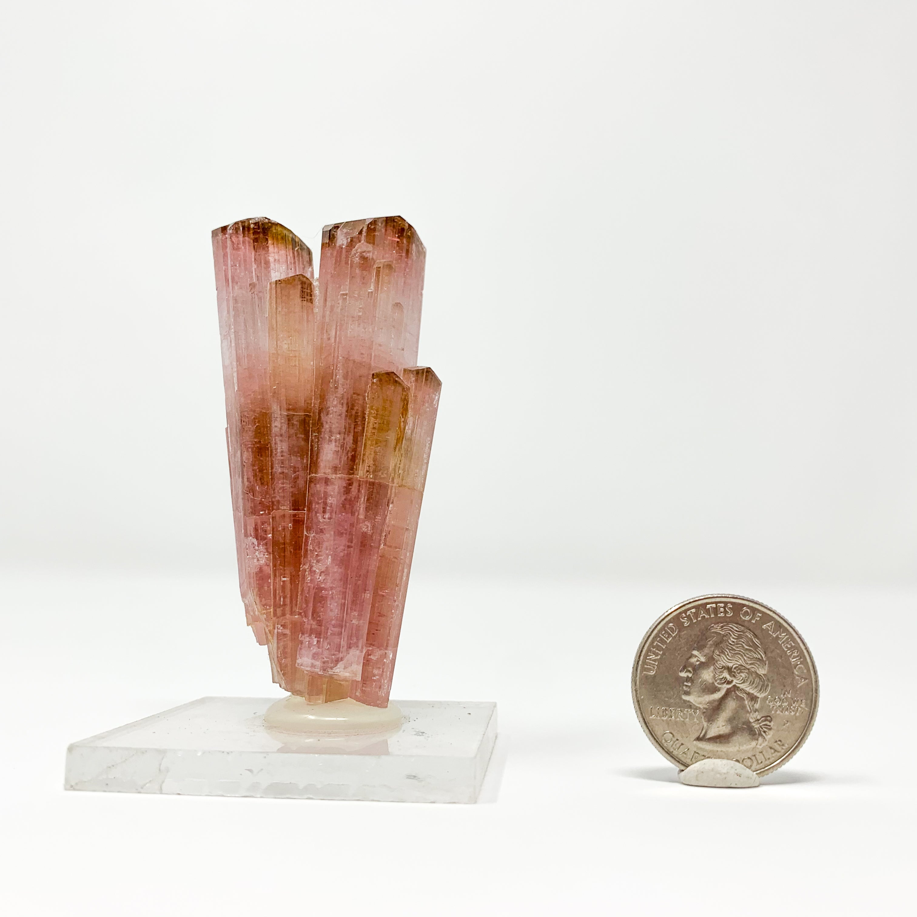 Pink Tourmaline from Laghman, Nuristan Province, Afghanistan