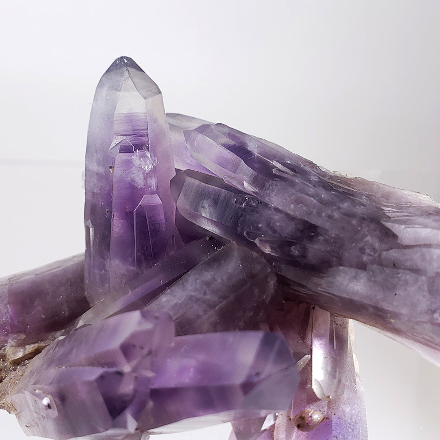 Guerrero Amethyst Cluster from Amatitlan, Guerrero, Mexico