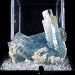 Aquamarine Cluster Thumbnail Specimen from Erongo Mountains, Namibia