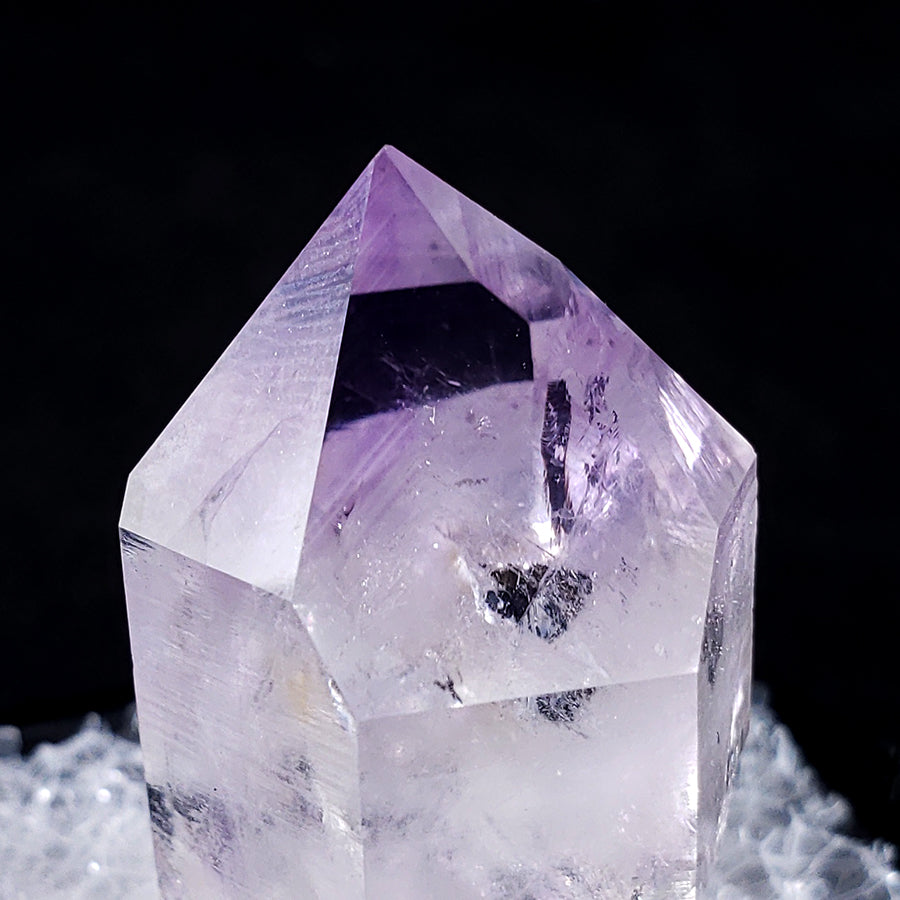 Amethyst Scepter Washington USA - Close Up