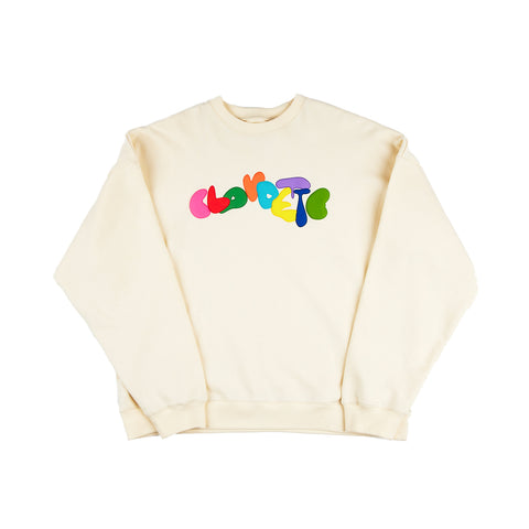 So Bubbly Crewneck