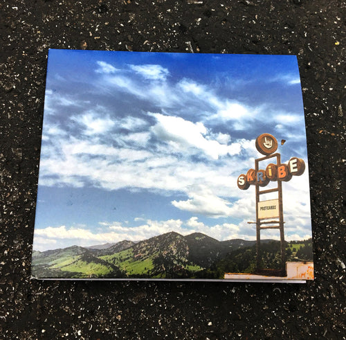 'Postcards' (CD) • album  by skribe