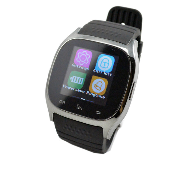 NFC Bluetooth Smart Watch Q18PLUS With Camera facebook Sync SMS MP3 Smartwatch Support Sim TF For IOS Android