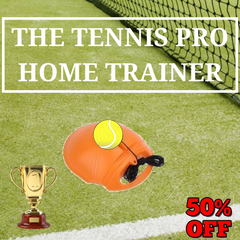 The Tennis Pro Home Trainer