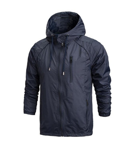 Mountain Man Windbreaker