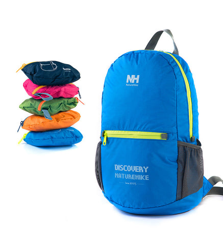 Ultralight  Pack away Waterproof Backpack -15L