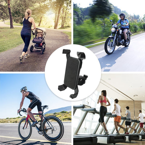 Universal Bicycle Phone Holder - MUST HAVE!!