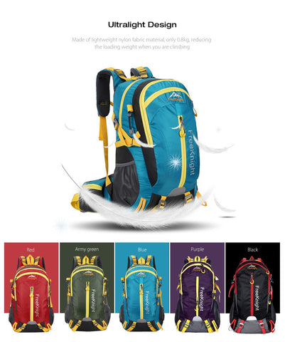 """The Free Knight"" - 30L Pack"