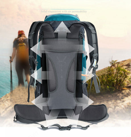 The Outlaw - Amazing Hiking Pack - 80L