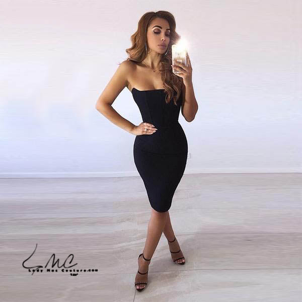 Kadyce Strapless Bodycon Dress