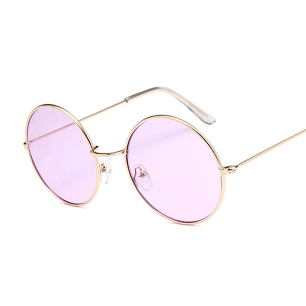 2019 Retro Round Sunglasses Designer Brand Sun Glasses