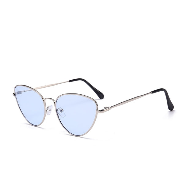 A Good Pair of Sexy Small Vintage Cat Eye Driving Sunglasses