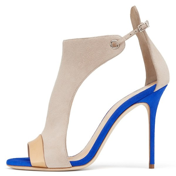 Elegant New Fashion Summer stiletto high heel Peep toe Sandals