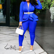Wow the Room with this Adell Elegant two Piece Suit