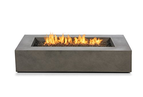 EcoSmart Fire WLP.RCL65.NA.G Warf Collection 65