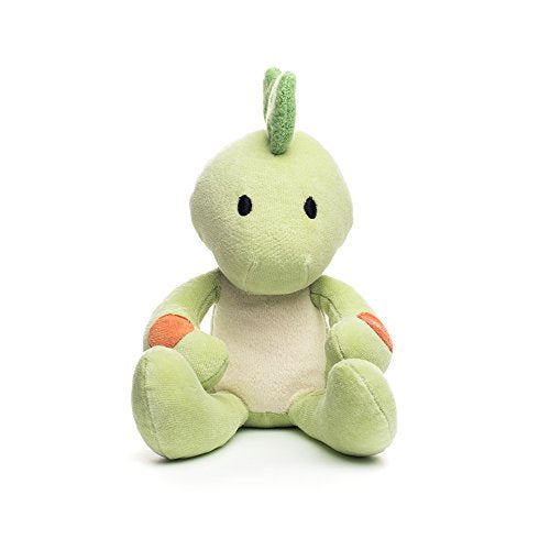 Bears For Humanity Organic Dinosaur Animal Pals Plush Toy, Green, 12