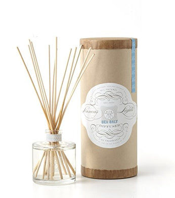 Linnea's Lights Sea Salt Diffuser & Reeds - 6oz