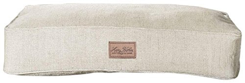Harry Barker Tweed Dog Bed - Grey - Small