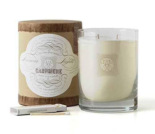 Linnea's Lights Cashmere 11oz Candle