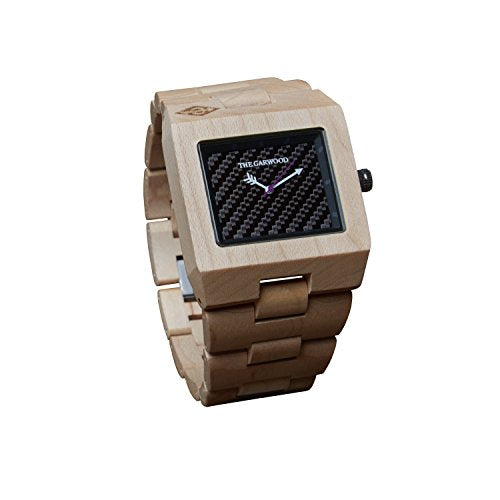 The Garwood American Maple Wood Watch –