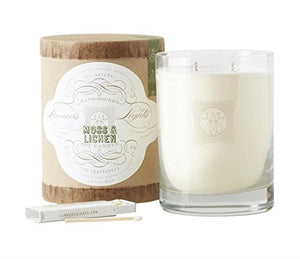 Linnea's Lights Moss & Lichen 11oz Candle