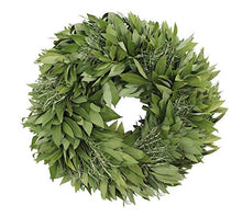 Load image into Gallery viewer, McFadden Farm Bay Leaf Wreath with Rosemary