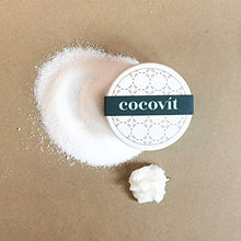 Load image into Gallery viewer, Cocovit - Organic Exfoliating and Hydrating Mint Lip Polish (1.5oz)
