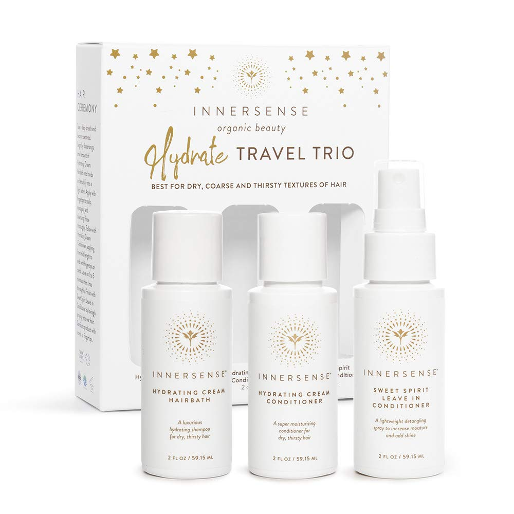 Innersense Organic Beauty Hydrating Travel Trio