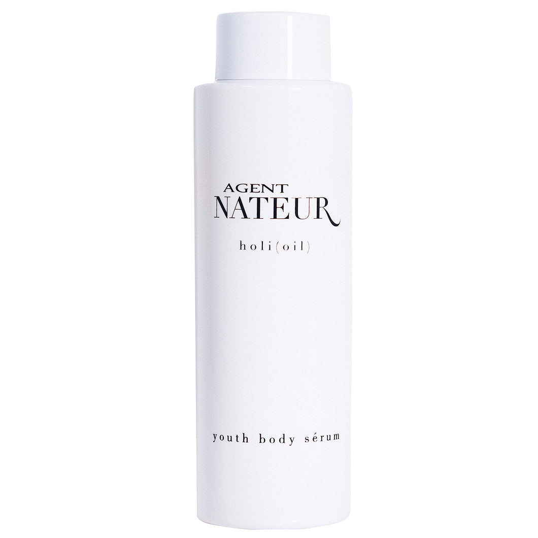 Agent Nateur HOLI (OIL) YOUTH BODY SERUM Anti Cellulite Moisturizer Body Oil for Firm Skin 250ml