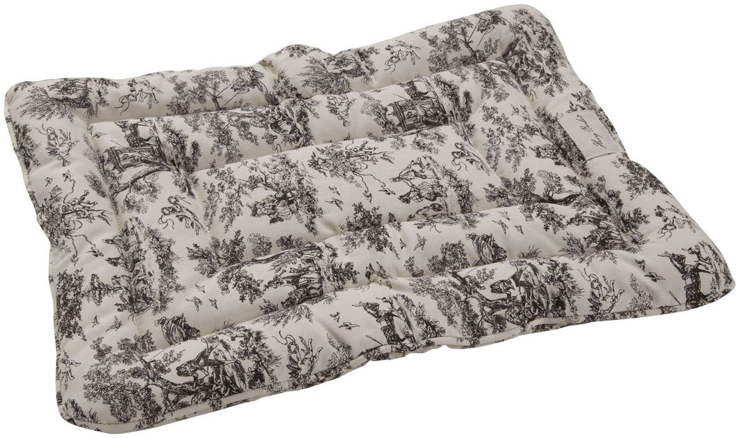 Harry Barker Toile Bedroll - Black - X-Small