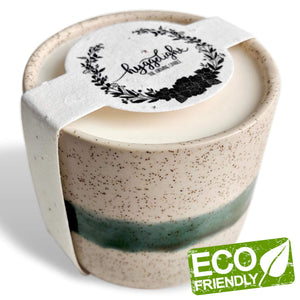 - The Growing Candle - Hate Tossing Empty Candles? Try Our Less-Waste Solution. Burn Candle. Plant Seed-Embedded Label. Grow Wildflowers! Clean Products For A Cleaner Environment. HLC-EDI-SAN