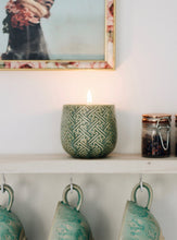 Load image into Gallery viewer, - The Growing Candle - Hate Tossing Empty Candles? Try Our Less-Waste Solution. Burn Candle. Plant Seed-Embedded Label. Grow Wildflowers! Clean Products For A Cleaner Environment. HLC-IDA-SAN