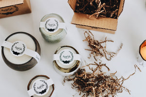 - The Growing Candle - Hate Tossing Empty Candles? Try Our Less-Waste Solution. Burn Candle. Plant Seed-Embedded Label. Grow Wildflowers! Clean Products For A Cleaner Environment. HLC-OLI-SAN