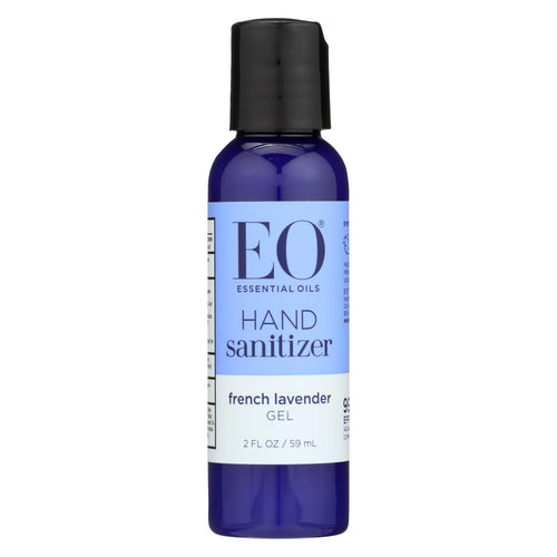 Eo Products - Hand Sanitizer - Organic Lavender - 2 Fl Oz - Case Of 6