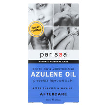 Load image into Gallery viewer, Parissa Azulene Oil After Care - 2 Fl Oz