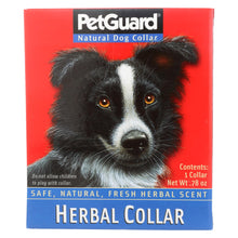 Load image into Gallery viewer, Petguard Herbal Collar For Dogs