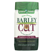 Load image into Gallery viewer, Green Foods Barley Cat - 3 Oz