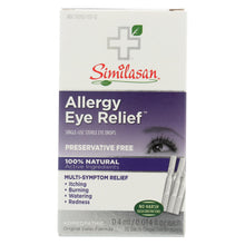 Load image into Gallery viewer, Similasan Allergy Eye Relief - 0.015 Fl Oz
